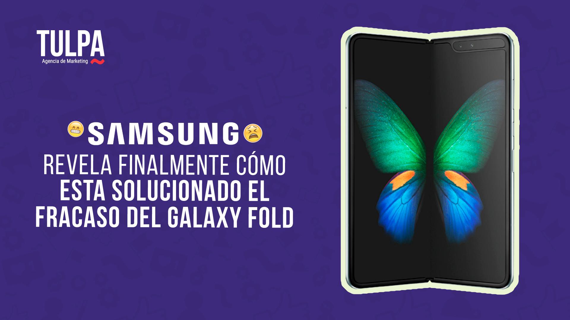 El CEO de Samsung finalmente revela como están solucionando el fracaso del Galaxy Fold