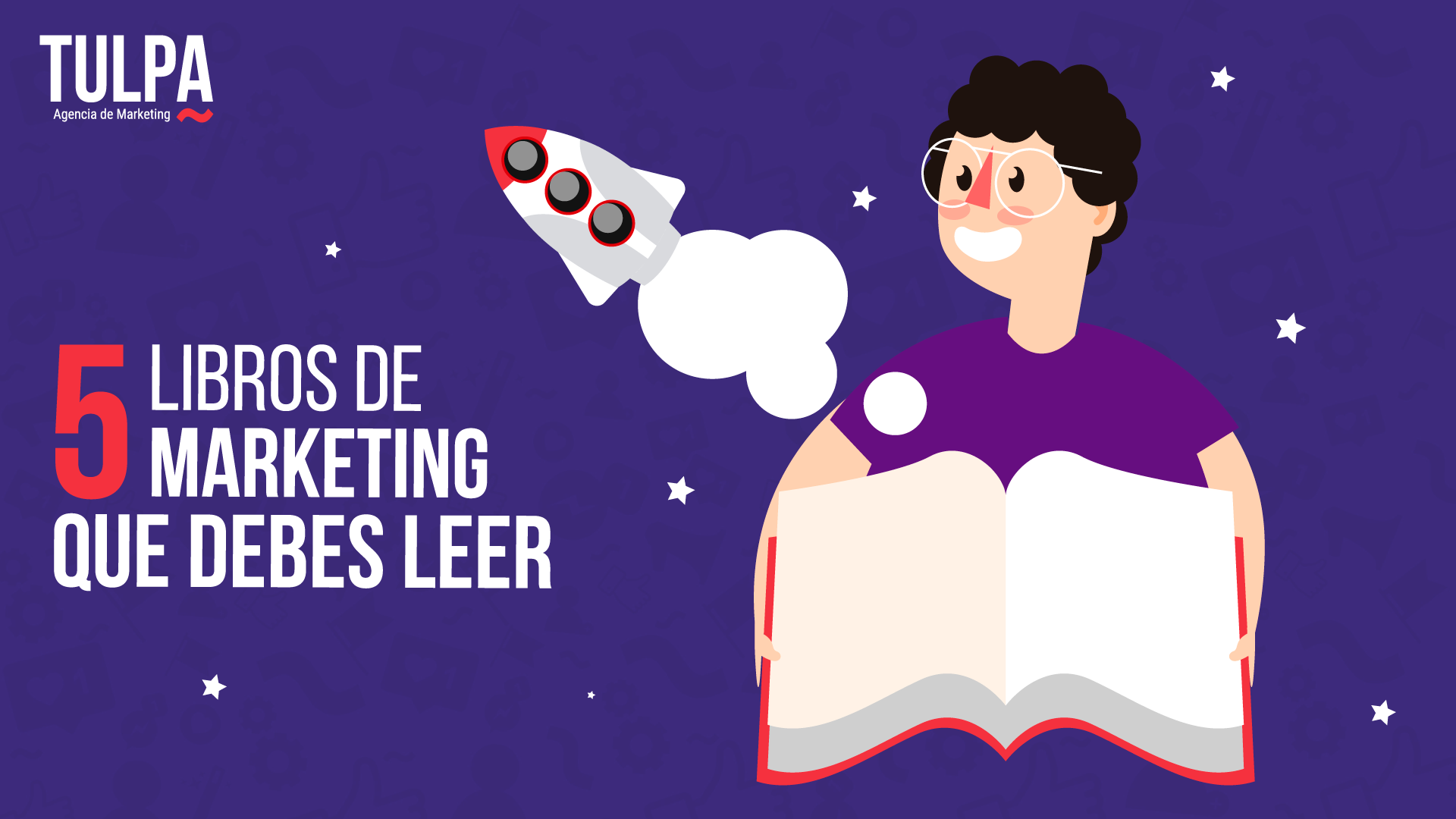 5 libros de Marketing que debes leer